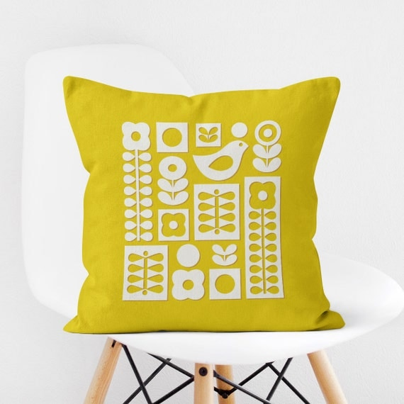 Scandinavian Design Throw Pillows : Scandinavian pillow covers Throw pillows covers by ReStyleGraphic