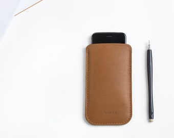 Leather Case iPhone 6 - iPhone Case - iPhone Cover - iPhone 6s Leather - iPhone Sleeve - Cell Phone Case- iPhone 6s