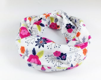 Toddler Girl Scarf Baby Girl Stocking Stuffer Baby Girl Scarf Toddler Girl Infinity Scarf Child Scarf Girls Scarf Little Girl Scarf