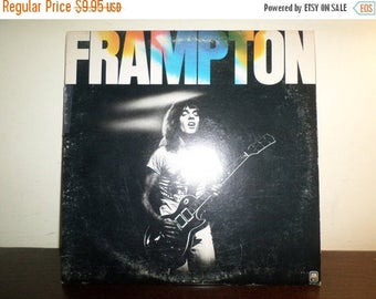 Save 30% Today Vintage 1975 Vinyl LP Record Frampton Peter Frampton Excellent Condition 8682