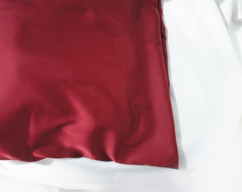 Silk Pillowcases - Velvet Silk Pillowcase - Mulberry Silk - Velvet Mulberry Silk - Pure Silk