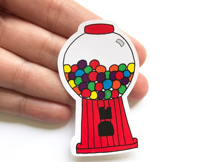 Gumball Stickers