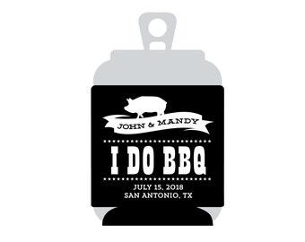 I Do BBQ Rehearsal Dinner/Wedding