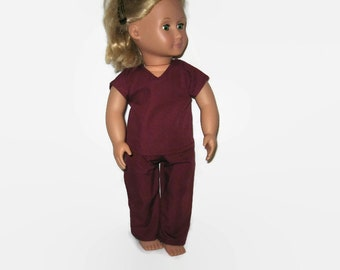"""18"""" Doll Clothes for American Girls , Journey Girls , Maple Leah Girls  and other 18"""" Dolls"""