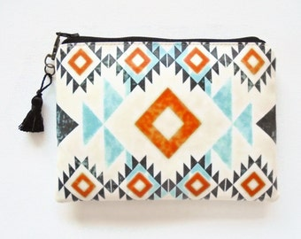 Waterproof coin purse, wallet, diamond , triangle ,arrowhead