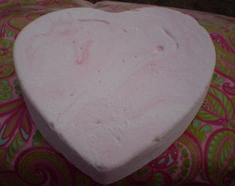 Heart marshmallow  gift large candy anniversary special occasion birthday