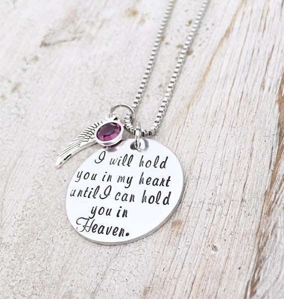 Mothers miscarriage gift miscarriage keepsake like this item aloadofball Choice Image