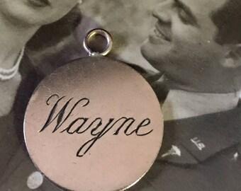 Name Charm-Wayne