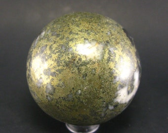 """Healers Gold  Sphere from USA - 2.0"""""""