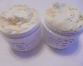 8 oz Whipped Cocoa butter body butter/Cocoa Butter Body Butter/Large Size Coco Butter Body Butter/Body Butter/Superb Body Moisturizer