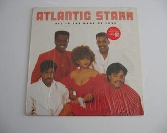 Atlantic Star - All In The Name Of Love - Circa 1987