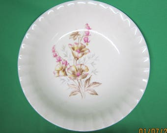 Edwin M Knowles China Co Semi Vitreous Bowl