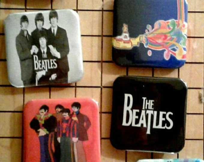 Fridge Magnets, The Beatles, Magnets, The Beatles Art, Cute Magnets, Strong Magnets