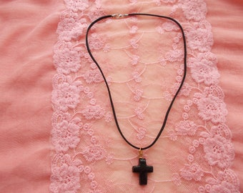 Sale on  unique gothic Cross necklace for someone special