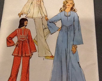 The 60's simplicity pattern