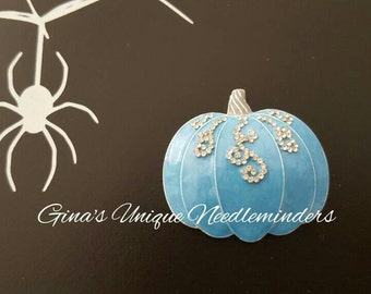 Blue Pumpkin Needle Minder