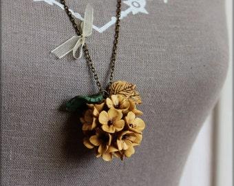 """Sautoir """"Bouquet de fleur"""""""