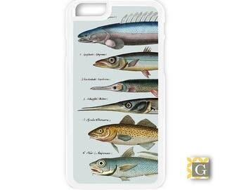 Galaxy S8 Case, S8 Plus Case, Galaxy S7 Case, Galaxy S7 Edge Case, Galaxy Note 5 Case, Galaxy S6 Case - Fish Multi