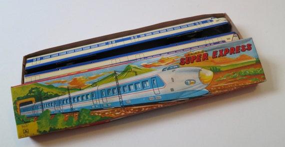 Super Express Bullet Train