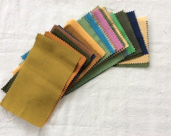 Vintage Quilt Pieces