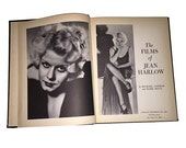 The Films of Jean Harlow, by Mark Conway & Mark Ricci, Classic Hollywood, Movie Star Photos