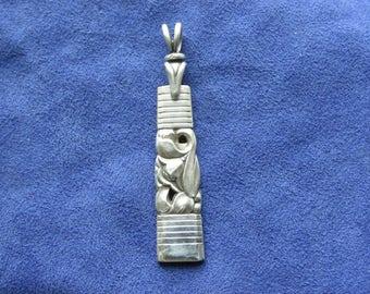 Spoon Jewelry,Spoon Pendant,Silverware Jewelry,Pendant,Silverware Pendant,Necklace Pendant, Morning Star, (Item P0052)