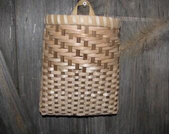 Ash wall basket