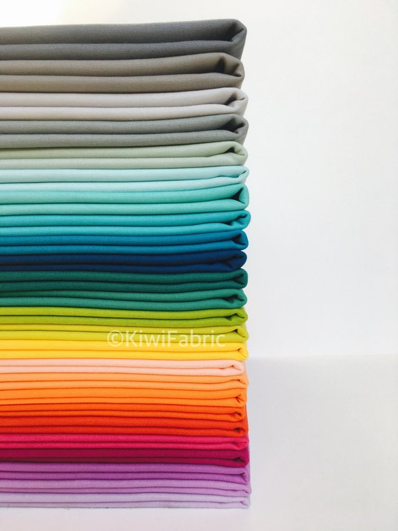 Elizabeth Hartman Designer Palette Bundle Kona Cotton