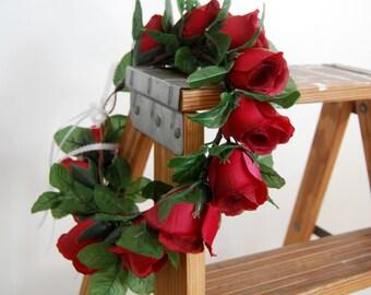 Red Rose Crown