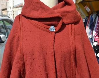 Maskit Desert coat by Fini Leitersdorf