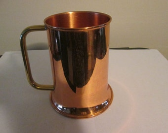 copper  craft guild roly poly mug