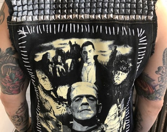 Universal Monsters Vest