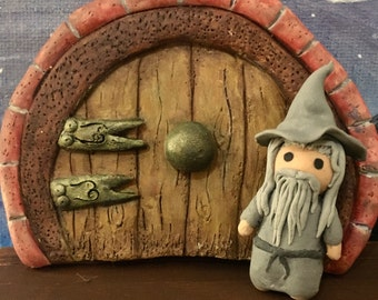 Gandalf the grey collectable figurine