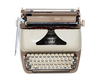 "Portable typewriter ""Triumph perfekt"" 1960s"