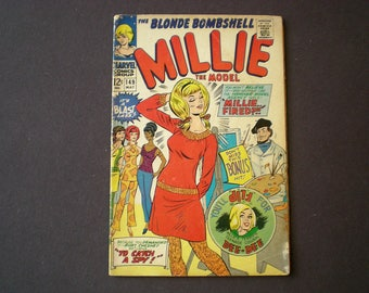Millie the Model 149, (1967), Marvel Comics M2