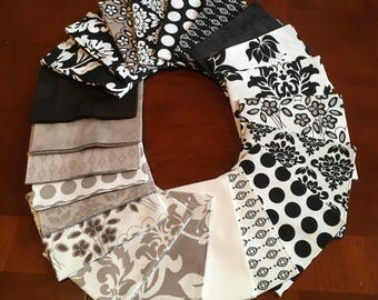 Mystique fat quarter bundle by Riley Blake fabrics