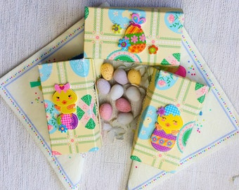 6 Easter gift boxes, children's party favours,favour boxes, gift boxes,candy favours, Easter egg favour, Easter bunny, Easter bunny gift box