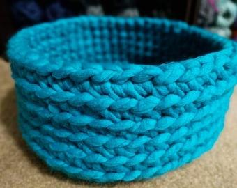 Crochet Pet Bed - Medium - Dog - Cat