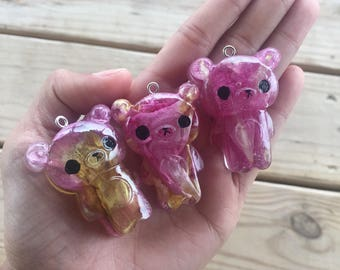 Pink/purple Bears