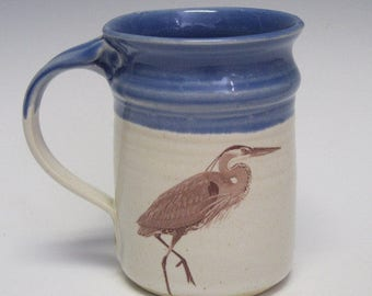 Heron 1 Mug