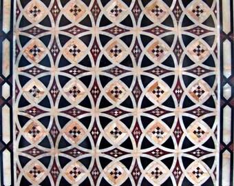 Portrait Tile Mosaic - Tree of Life