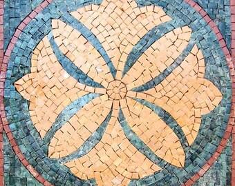 Mosaic Accent Square - Liri