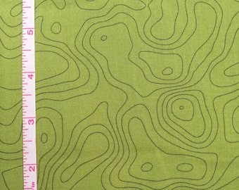Topography from Adventure by Amy Ellis for Moda Fabrics