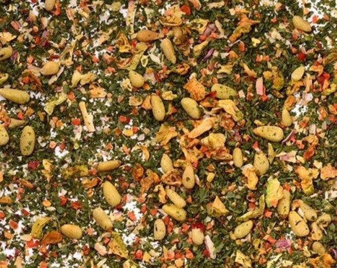 Pine Nut and Parsley Quinoa Seasoning
