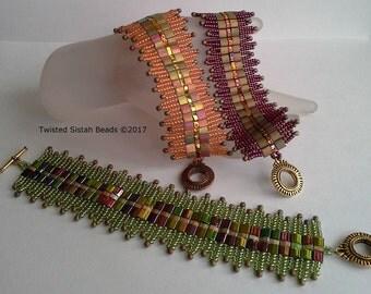 Art Deco Crowns Bracelet Kit