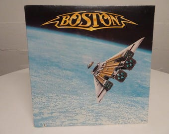 Boston Third Stage Sealed LP Record Vinyl - 1986 MCA Records 6188 Free Shipping