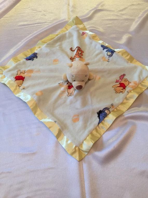 Items Similar To Disney Baby Winnie The Pooh Lovey