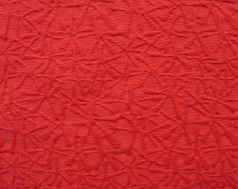 Textured Cotton Suiting Fabric By The Yard Made in France