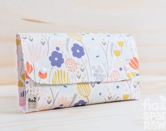 Nappy Wallet, Nappy Clutch, Nappy Bag, New Baby Gift, New Mum Gift, Baby Shower, Diaper Wallet, Diaper Clutch, Nappy Pouch, Baby Present