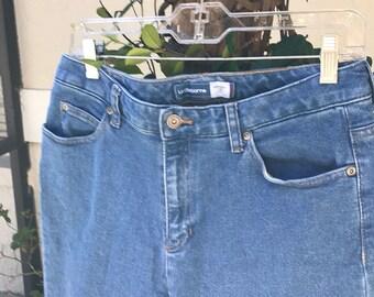 Vintage Jeans, Liz Claiborne Jeans, Mom Jeans, Size 10 Jeans, Old Jeans, Liz Claiborne, Straight Leg Jeans, Claiborne Jeans, Jeans
